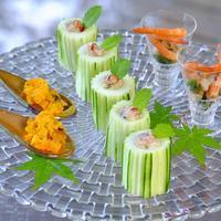 タイ料理と古伊万里 - カエルのバヴァルダージュな時間