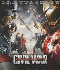 『シビル・ウォー/キャプテン・アメリカ』 - 【徒然なるままに・・・】