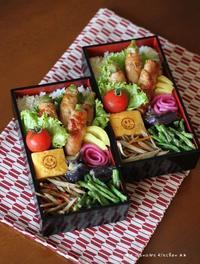 カタブイヽ`、ヽ`(+ω+ ) ✿ bento&晩ご飯♪ - **  mana's Kitchen **