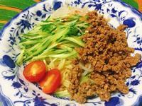 【簡単レシピ】冷やし麺用肉味噌 - 安井レイコの鍋社長ブログ おいしい物語