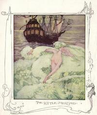 アン・アンダーソン画の人魚姫 - Books