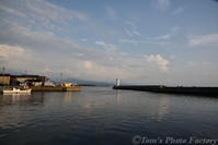 富山散歩~県東部392~生地の夕陽 - Tomの一人旅~気のむくまま、足のむくまま~