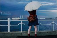 赤い靴下はいた女の子 - すずちゃんのカメラ!かめら!camera!