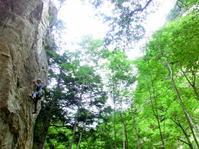 カサメリ沢(7月13日) - ちゃおべん丸の徒然登攀日記