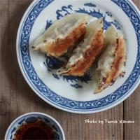 ジューシー 肉餃子 - ふみえ食堂  - a table to be full of happiness -