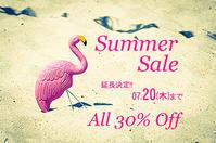 Summer Sale 延長決定!! - Rnoe