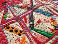 「エリコの壁」のパターン - eri-quilt日記3