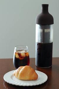 フィルターインボトルで初めての水出しコーヒー - Takacoco Kitchen