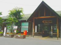 富士見駅の紅生姜天ぷらそば - ピースケさんのお留守ばん