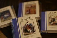 アリスのハードカバーノート - 雑貨な日々