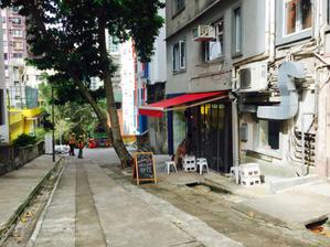 香港4・5日目①*オシャレな太平山通りのカフェ&ベーカリー - サミログinシンガポール ーシンガポールLife備忘録ー
