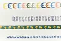 【ミナペルホネン】mt × minä perhonen マスキングテープに4つの新柄登場! - 10年後も好きな家