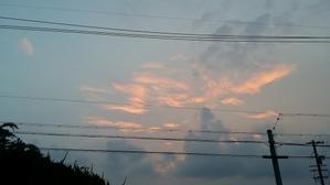 空、雲…… -