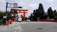 あっつい京都、孫と〜 - 五十路を過ぎてブログに挑戦