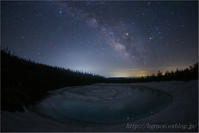 ドラゴンアイと天の川 - 遥かなる月光の旅