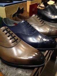 クリアランス中の営業時間について。 - 銀座三越5F シューケア&リペア工房<紳士靴・婦人靴・バッグ・鞄の修理&ケア>