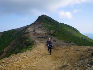 安達太良山・塩沢登山口 ~ 2017年7月7日 - ソロで生きる