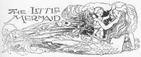 アン・アンダーソン画の人魚姫④ - Books