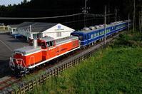 170522 DE10-1099+14系試運転 - コロの鉄日和newver