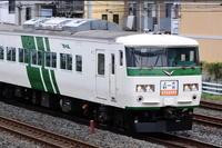 170624 185系 リバイバル 新幹線リレー号 - コロの鉄日和newver