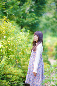 きらめきフラワー in 六本木 その5 - めぐみ #005 - Mi-yan's PHOTO LIFE blog [PORTRAIT]
