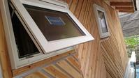 【千年の家・・・外部の大工完了】 - 木楽な家 現場レポート