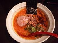 山嵐黒虎さんで赤味噌ラーメン(札幌市中央区南3条西1:2017年99杯目) - eihoのブログ