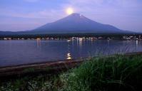 パール富士に挑戦 - barbersanの野鳥観察