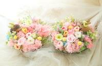 ご両親様への贈呈花 いろいろ - 一会 ウエディングの花