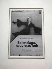 「バレンシアガ、黒の作品(Balenciaga, l'œuvre au noir)」 - SoCute, SoSweet, SoooooAdorable