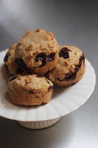 Blueberry Muffins - Life w/ Pure & Style