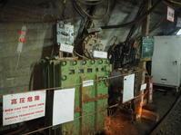 2017.04.29 カプチーノ九州旅31 池島炭鉱さるく④坑内設備1 - ジムニーとカプチーノ(A4とスカルペル)で旅に出よう