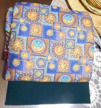 帯(タイヘンプとパッチワーク用布) - うまこの天袋