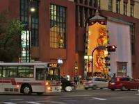 呉服町・(福岡市博多区) ~博多祇園山笠・東流~ - ウエスタンビュー ★九州の路線バス沿線風景サイト★