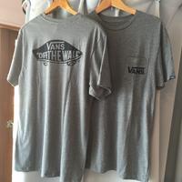 VANS USA企画クラシックポケットTeeシャツ - BEATNIKオーナーの洋服や音楽の毎日更新ブログ