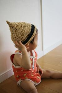 夏のアレコレ。帽子とか、ビールとか。 - 3人息子の母です。