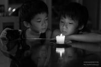 Candle night - オデカケビヨリ