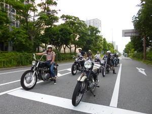 朱山さんのブログでも神戸ツアーをアップしています! -