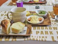 コーンミールパンレッスン - 美味しい贈り物