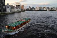 夕暮れの隅田川を散策 - kenのデジカメライフ