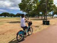 ハワイ: bike>に乗ったよ - 転々娘の「世界中を旅するぞ~!」