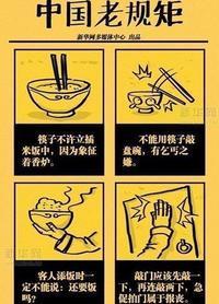 """そして""""规矩"""" - SCせんせーの中国語なんでもノート"""