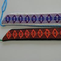 自由学園リビングアカデミー  スウェーデン刺繍3回目 - スウェーデン刺繍の仕事帖