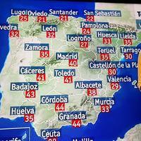 異常な暑さは世界中全て? - 恋するスペイン