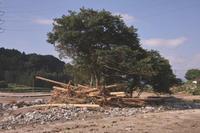福岡県朝倉市杷木町「松末地区」水害地。 - 風じゃ~