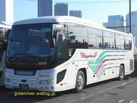 はやぶさ国際観光バス 231う1021 - 注文の多い、撮影者のBLOG