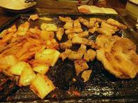 イチョン(二村)で焼肉    이존동 삼겹살 맛집 - Seoulの風だより