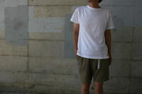 第3821回    H/S Crew Neck Jersey Shirt。 - NEEDLE&THREAD Meji / NO.2