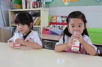 1学期を振り返って(れんげ) - 慶応幼稚園ブログ【未来の子どもたちへ ~Dream Can Do!Reality Can Do!!~】