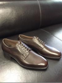 お客様の靴の注文のご紹介 - Milestoneのブログ